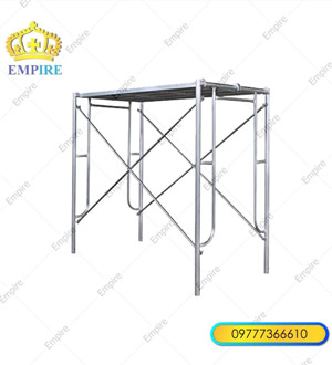 King Empire Co , Ltd (Myanmar), Scaffolding & Steel
